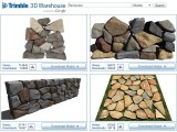 The 3D digital models designed by Rocksolver are already some of the most popular models on the Trimble/Google 3dwarehouse