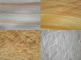 Hawkesbury Sandstone has a wide variety of colours, patterns and textures.